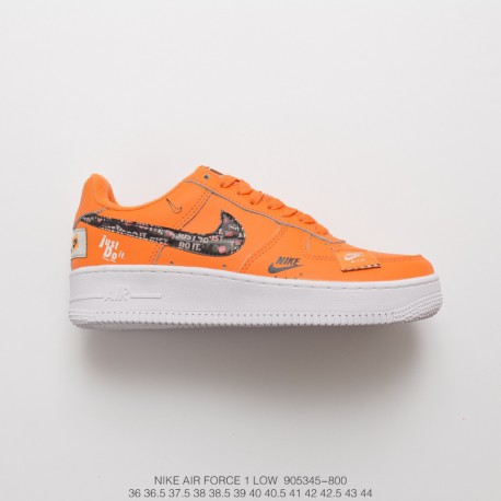 Upper Fsr Super Bespoke Just Do It Nike Air Force 1 Low All