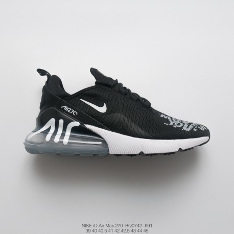 quality design ee87c 31037 Mens Bespoke Colorway Nike Id Air Max 270 Seat Half Palm Air Jogging Shoes  Moves You