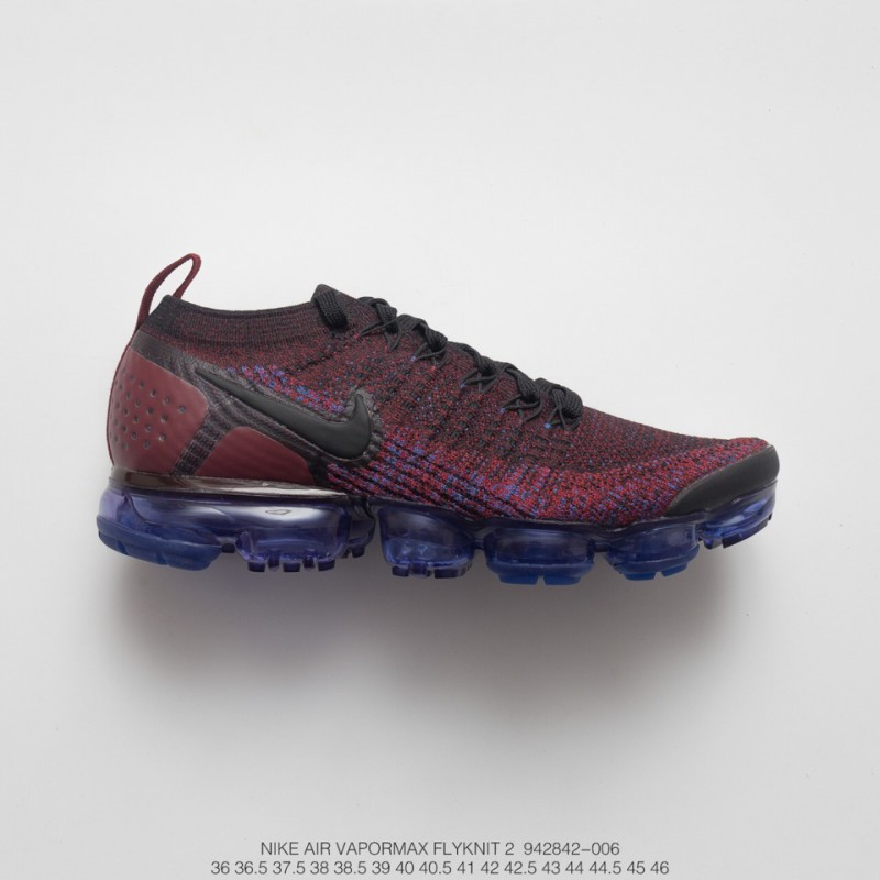 30dded947e Premium Passed Nike Air Vapormax Flyknit 2.0 W Ii Air Max All-Match Jogging  Shoes ...