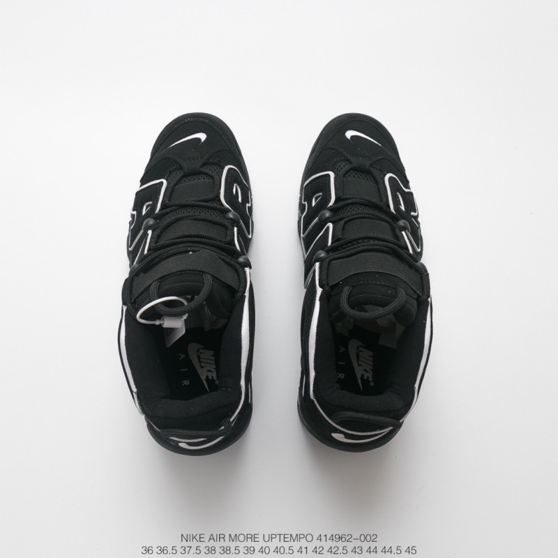 pretty nice df2d0 f96f4 ... Nike Air More Uptempo Og Big Air Pippen Generation Vintage All-Match  Culture Basket Sneaker ...