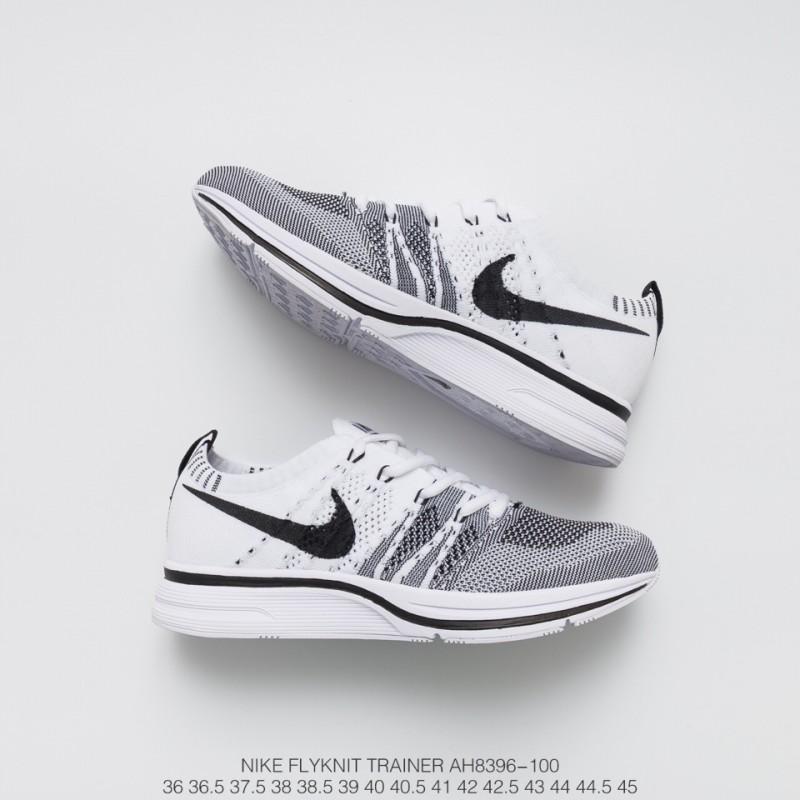 tomar el pelo Vacunar Latón  How To Become A Nike Master Trainer,AH8396-100 Yin Yang Nike Flyknit Trainer  Yin Yang Woven Racing Shoes Grand Master Try on th