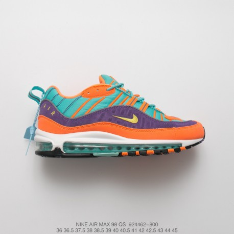 promo code 5a5c0 4718b Dragon Ball Colorway Nike Air Max 98 Qs Vibrant Air Is Probably The Most  Arrogant Of The Year. Colorway Is Not Only The Combina