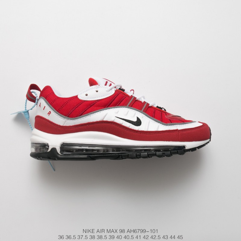 ead517bdbb Fsr Nike Air Max 98 Vintage Valentine's Day Total Air Trainers Shoes ...