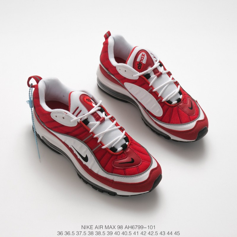 7f08c8cdfe ... Fsr Nike Air Max 98 Vintage Valentine's Day Total Air Trainers Shoes