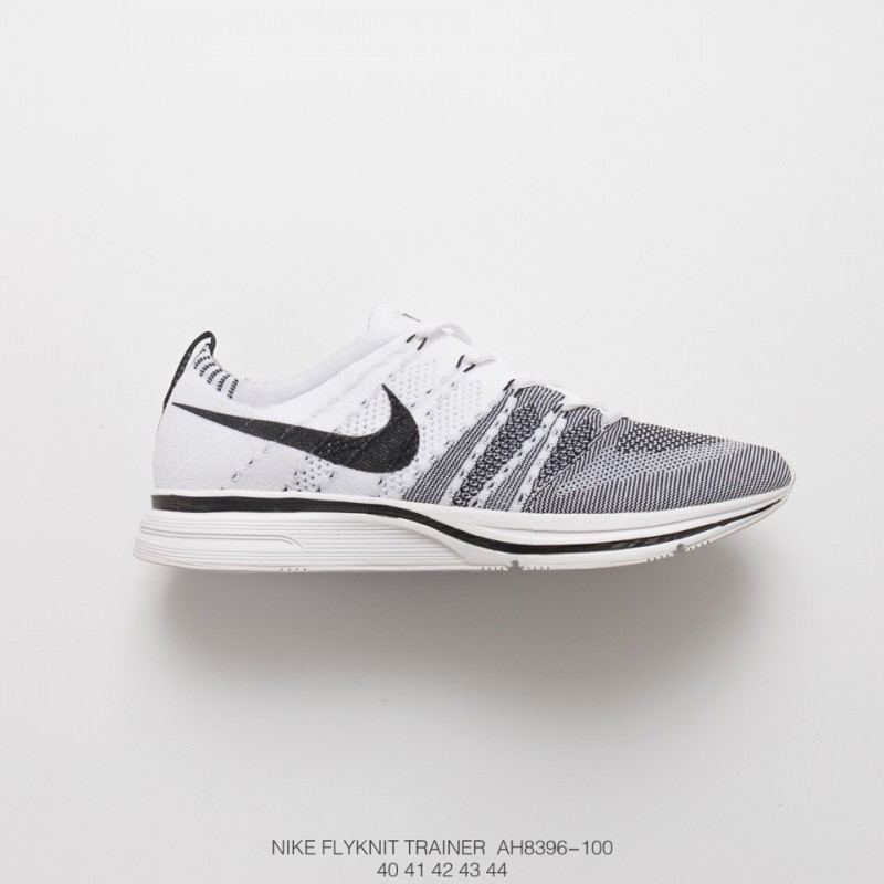 16f11174a3b1e Nikelab Flyknit Trainer Initial Training Racing Shoes Breathable Mesh ...