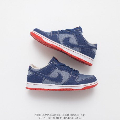 best cheap 72d02 cfe92 292 441 Dunk Sb Denim Blue Nike Dunk Low Elite Sb