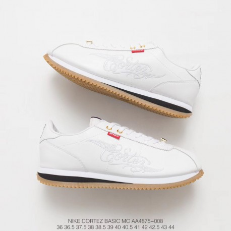 size 40 53046 a8ca2 Aa4875 008 Embroidery Introduction: Nike 2017 Deadstock Nike Cortez Basic Mc