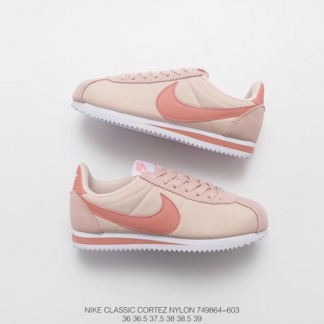 low priced 59f10 b8a26 864 603 Introduction: Nike 2017 Deadstock Womens Classic Cortez Nylon