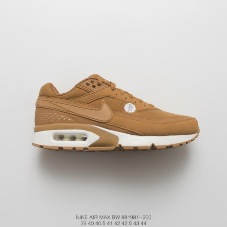 huge discount ca84f c09a2 Nike Mens Air Max Deadstock Air Sports Leisure Shoe Foss Wheat