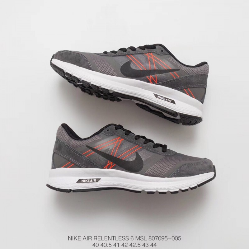 Adición jazz Consultar  Wholesale Nike Air Relentless 6 Msl Black Running Shoes From China,095 001  FSR RELENTLESS 6 MSL Trainers Shoes