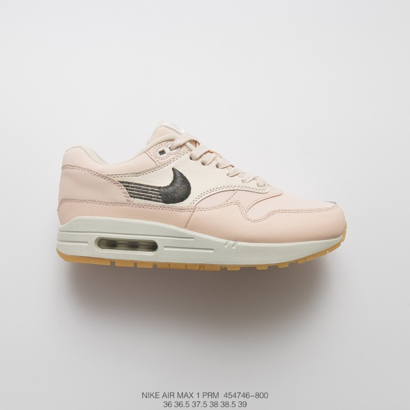 Light Pink Womens Air Vintage Casual Train