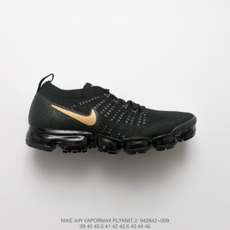 Nike Air Vapormax Flyknit 2.0 W Second Generation Air Max All-Match Jogging  Shoes 2.0 1e6a02c384fb