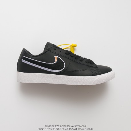 designer fashion 3e9ff 0f4af Unisex Nike Blazer Low Lx 3d Rainbow Shoes With Smooth Leather And Two-Tone  Swoosh Design