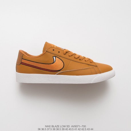 designer fashion b078a 63a13 Unisex Nike Blazer Low Lx 3d Rainbow Shoes With Smooth Leather And Two-Tone  Swoosh Design
