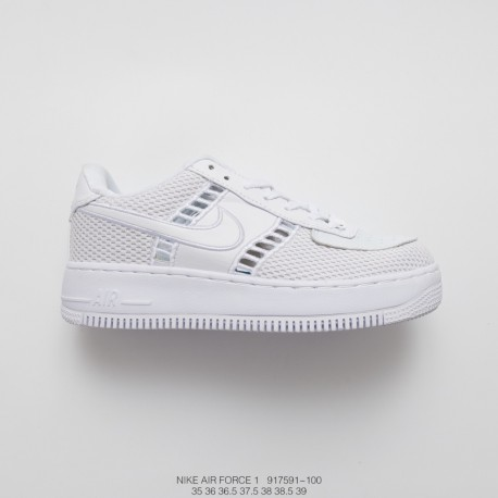 Wholesale Nike Air Force One Upstep,591 100 NIKE W AF1