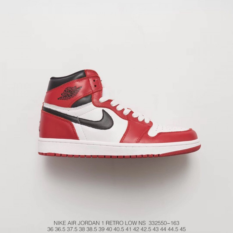 pétalo petróleo crudo pedal  Red White Black Nike Basketball Shoes From China,550-163 Air Jordan 1 OG  AJ1 Original Retro White Black Red Chicago