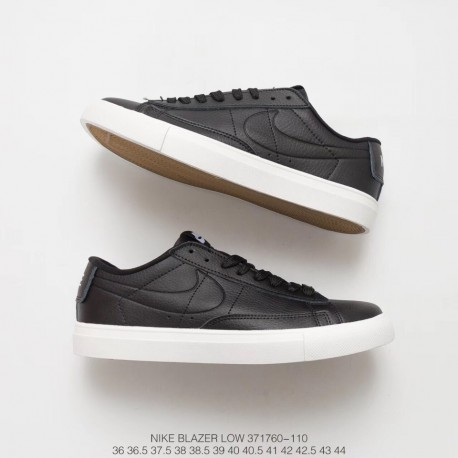 online store ccba1 8b125 760 110 Mens Sneakers Nike Blazer Low Gt Black And White