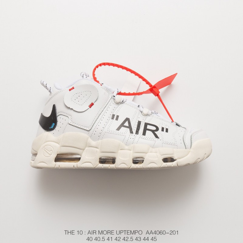 Abreviatura pedir disculpas máquina  Dicks Sporting Goods Nike Shoes From China,AA4060-201 Deadstock Hard Goods  Off-White x Nike Air More Uptempo Pippen Super
