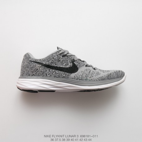 wholesale dealer f0dcb 70701 Nike Flyknit Lunar 3 Lunadi Three Generations Trainers Shoes