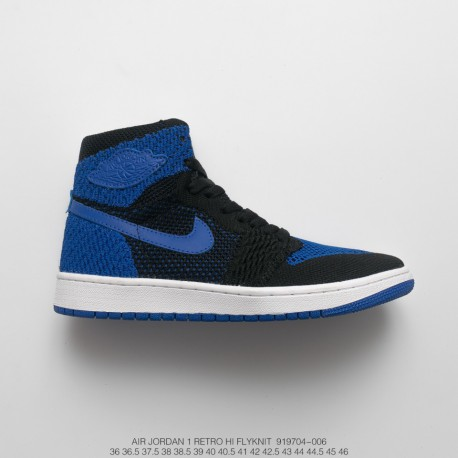 new styles 90051 56ba9 Mens Fsr 2018 Summer Air Jordan 1 Retro High Og Flyknit Jordan Generation  Flyknit Ben All-Match Culture Basket Sneaker