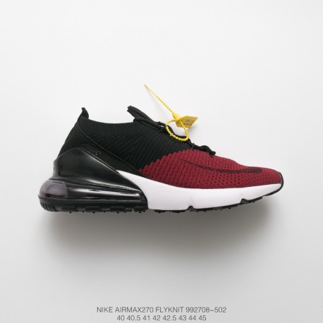 lowest price 7b4d7 c393a 270 Knit Nike Air Max 270 Vintage Wind Design Heel Part Into Visable Air