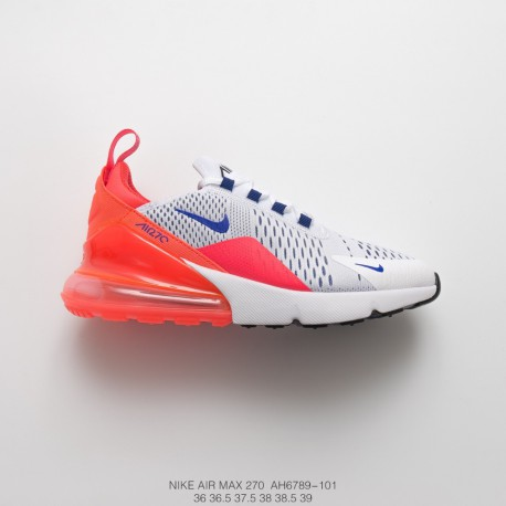 cd720559dce8 Japan s Harajuku Nike Channel Order Nike Air Max 270 Womens Half Palm Air  Sports   Leisure