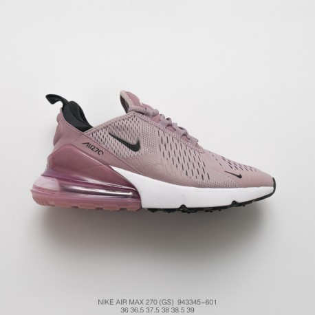 lowest price 52ac5 5f800 Womens Fsr 18ss Season Deadstock Nike Air Max 270 Seat Half Palm Air  Jogging Shoes Lilac White Purple