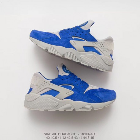 pretty nice 98267 d2706 Nike Air Huarache Wallace Generation Vintage All-Match Jogging Shoes  Premium Pigskin Outsole Air