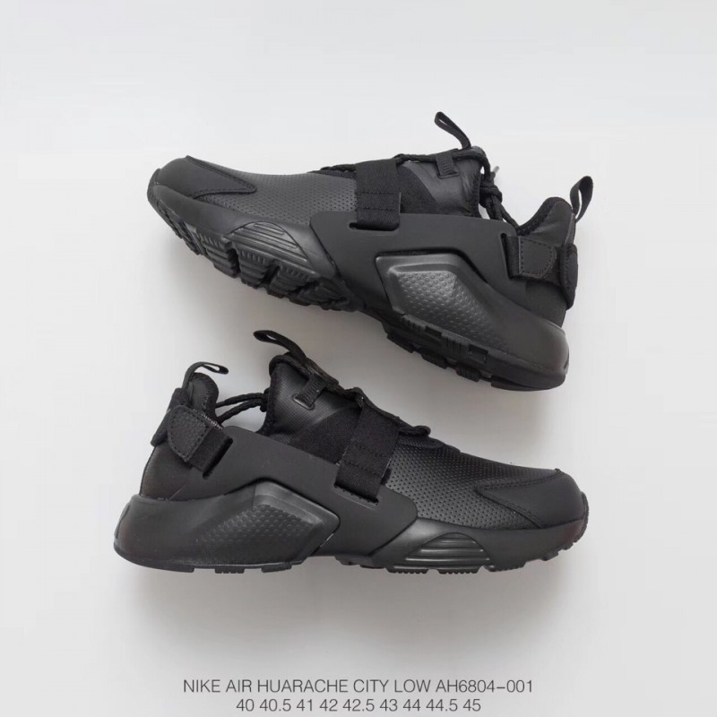 9dca7a0892aaa Original Sole Original View Zoom Nike Air Huarache City Low Wallace's Five  Generations Of Mesh Breathable ...