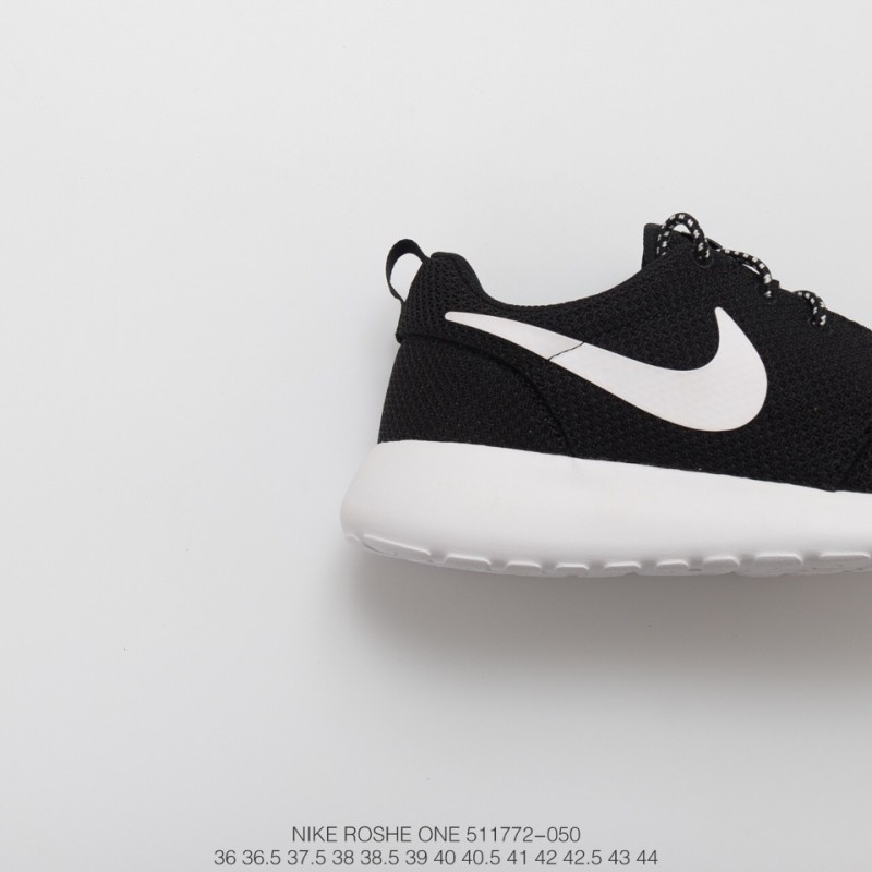 3dd5f0f6e8ce7 ... 772 050 Fsr Roshe One Black And White Nike Roshe One Has The Meaning Of  Zong