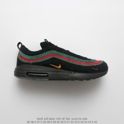 Fangoso docena Día  Nike 97 Sean Wotherspoon,AJ4219-003 Mens New York Trend Shop Manager Sean  Wotherspoon x Air Max 1/97 VF SW Hybrid Mix Vintage A
