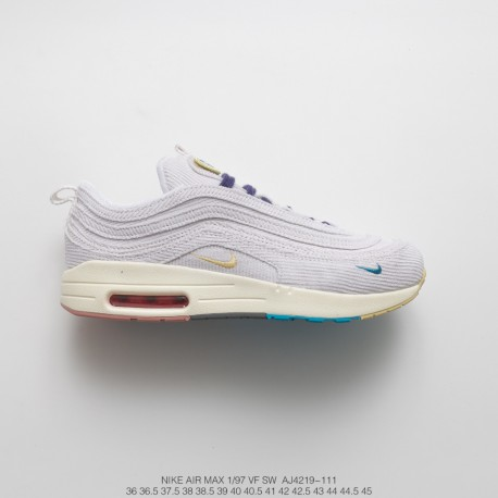 half off f938f 2eec8 ... 1 97 Vf Sw Hybrid Vintage Air Jogging Shoe. Sale! Original Accessory  Edition Unisex Fsr New York Trend Shop Sean Wotherspoon X Air Max 1