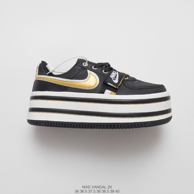 Out of date Please Write a report  Discount Nike Womens Sneakers Sale,Womens Nike Vandal 2k Womens Muffin  Thick Foundation Vintage Increase Sneakers