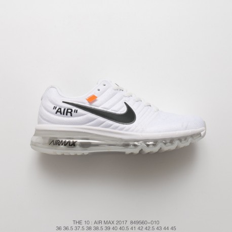 the best attitude 06d41 e90e7 Fsr Virgil Abloh Designer Independent Brand Super Limited Edition Off White  X Nike Air Max 2017