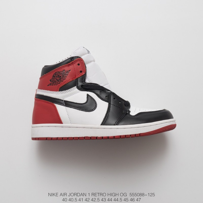Nike Basketball Shoes Red Black,088-125