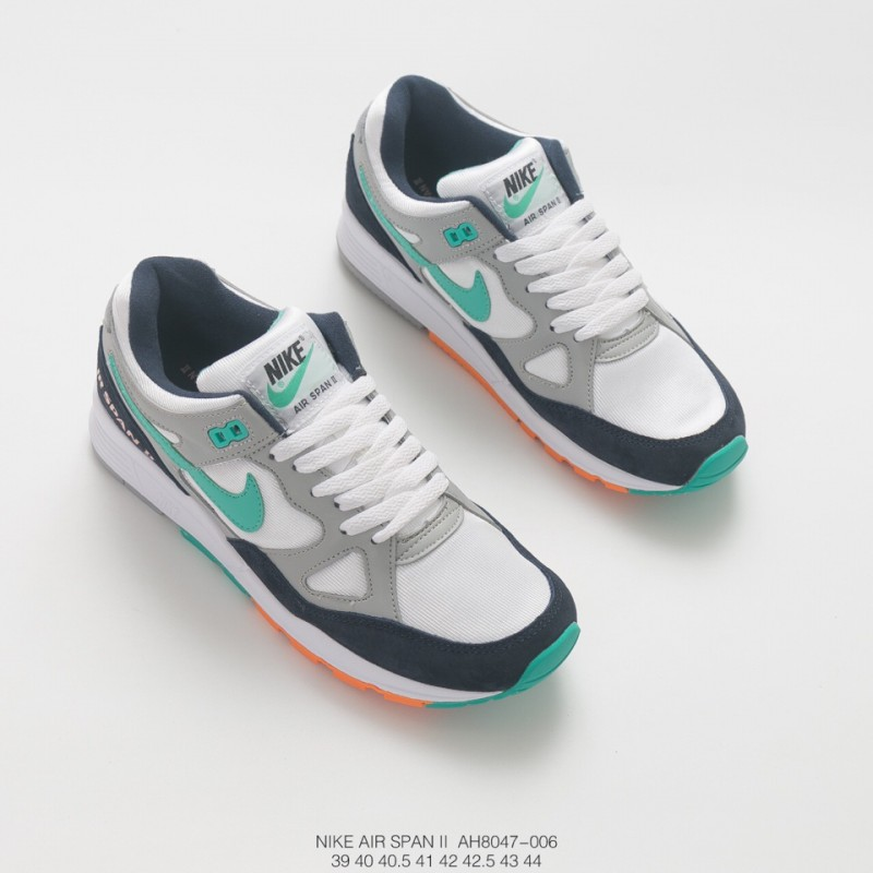 a7a874c9ec034 ... Mens Nike Air Span Ii Crosses The Second Generation Vintage All-Match  Jogging Shoes