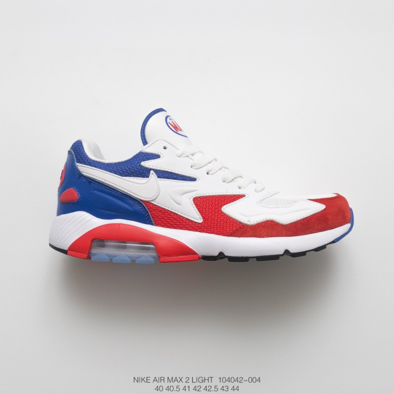 Red White Blue Nike Shoes From China