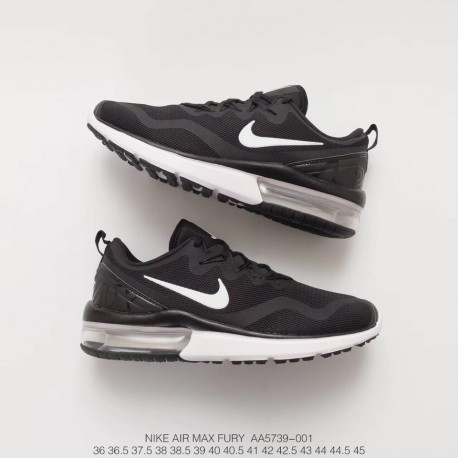 Mens Black And White Nike Trainers