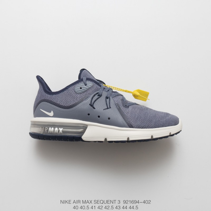 outlet store cfc65 83e0a Original Nike Max Sequent 3 Half Palm Air Trainers Shoes Mens Aliexpress  Jingdong Mall Channels ...