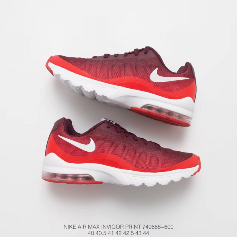 a9877eaa1ca 688 600 Nike Air Max Invigor Print Air Medium Red ...