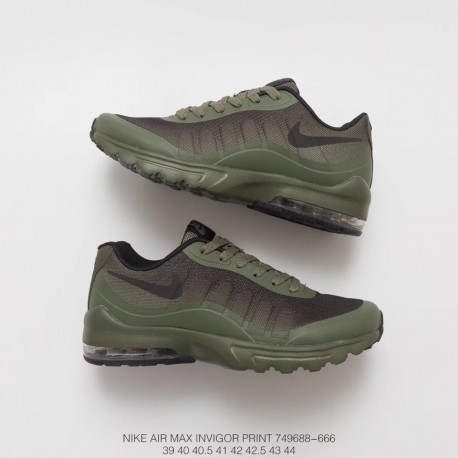 sports shoes 01253 fcd12 688 666 Fsr Nike Air Max Invigor Men Trainers Shoes Learn From The  Legendary Air Max 95 Design Elements