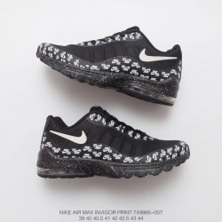 Men's Nike Air Max LTD 3 Running Shoes Black/White/Dark Grey 687977 011