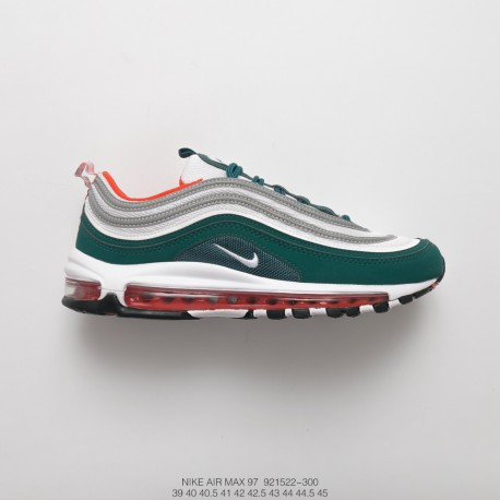 nike air max 97 mens green and orange