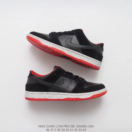 sports shoes 17bee f9e24 Classic Bred Colorway Nike Dunk Low Sb Black Cement Bred Nike Sb Dunk Low  Pro Bred