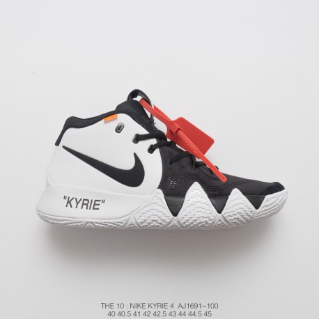 best service c5390 92094 Nike Kyrie 4 Ep Men's Basketball Sportshoes Off-White X Nike Kyrie 4