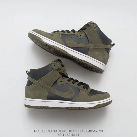 new styles b45cc 7d888 New Colorway Nike Sb Dunk High Pro Smog With Grey Shade