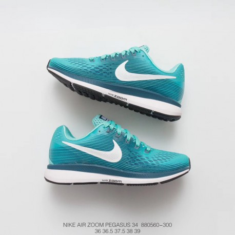 meet eb915 122b3 Fsr Nike Air Zoom Pegasus 34 Exclusive For Aliexpress Lunarepic 3 4  Deadstock Jacques Racing Shoes Air Breathable Cushioning Tr
