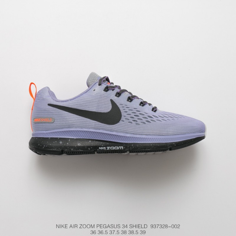 huge discount f7764 8e8d2 Fsr Nike Air Zoom Pegasus 34 Mesh Breathable Racing Shoes