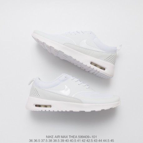 magasin d'usine cfcd4 bbb75 Nike Air Max Thea Small Air Breathable Leisure Trainers Shoes