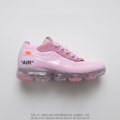 best service d1057 39695 Fsr 2018 New Color Virgil Abloh Designer Off-White X Nike Air Vapormax 2. 0  Steam Air Max Jogging Shoes Ow2.0 White Powder
